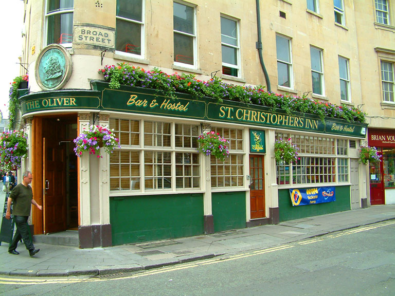 St Christopher�s Inn