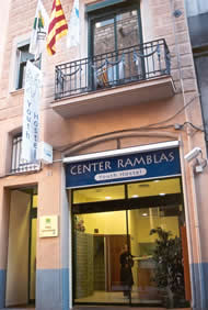 Center Ramblas